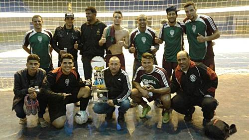 e35fe31a9f6b1 Ressaca é o campeão da 17ª Copa Cotia de Futsal