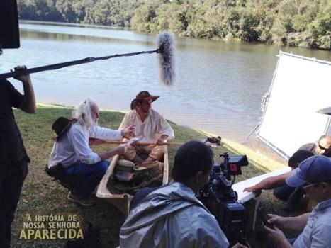 Del Rangel conversa com ator Alessandro Ramos