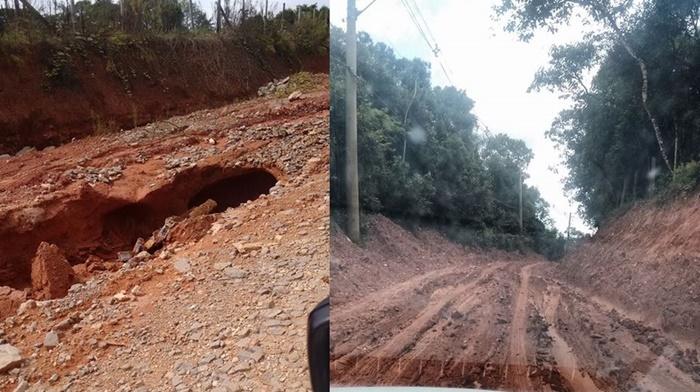 Estrada da Nhambuca, novo circuito de rally de Cotia....#sqn