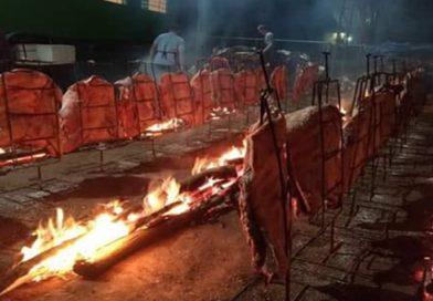 Anote na agenda: Paróquia Santo Antônio (Granja Viana) promoverá a tradicional costela fogo de chão