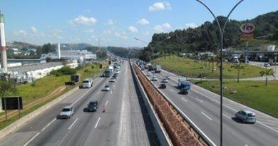 Rodovia Castello Branco tem limite de velocidade reduzido