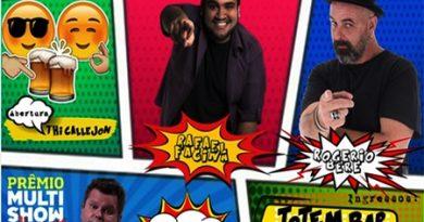 Totem Bar apresenta show de standup comedy dia 29 em Cotia