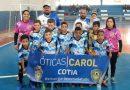 Projeto EdukaFut de Cotia faz bela campanha no Troféu Piratininga de futsal