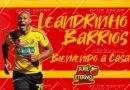 Craque cotiano Leandrinho Barrios retorna ao futebol da Costa Rica