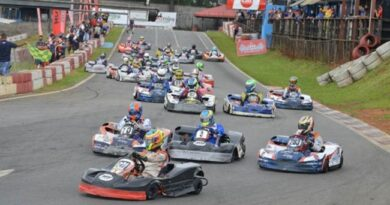 Seletiva em Cotia vai completar time brasileiro no kart do Motorsport Games