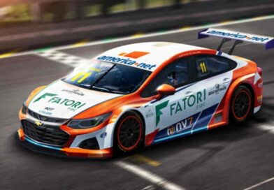 Stock Car: Equipe de Cotia (KTF) confirma Gaetano di Mauro no grid de domingo