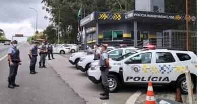 Polícia Rodoviária da região de Cotia recebe novas viaturas