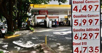 Combustíveis já estão mais caros, 9,2% o diesel e 7% a gasolina
