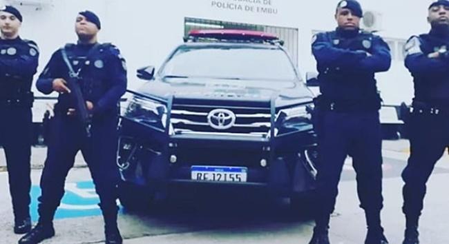 Ladrão com longa ficha corrida é preso na região da Ressaca